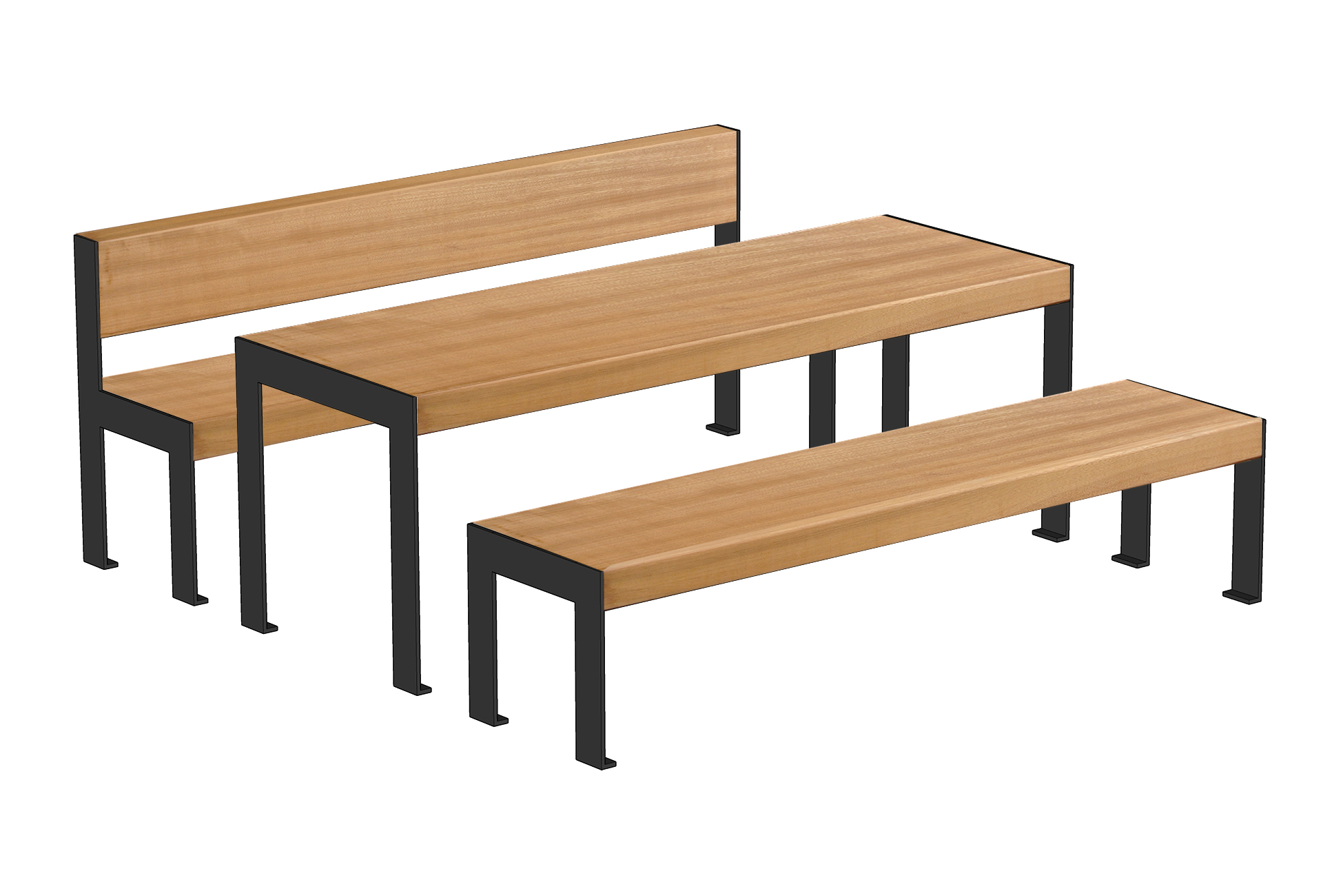 Djao-Rakitine Picnic Table 101