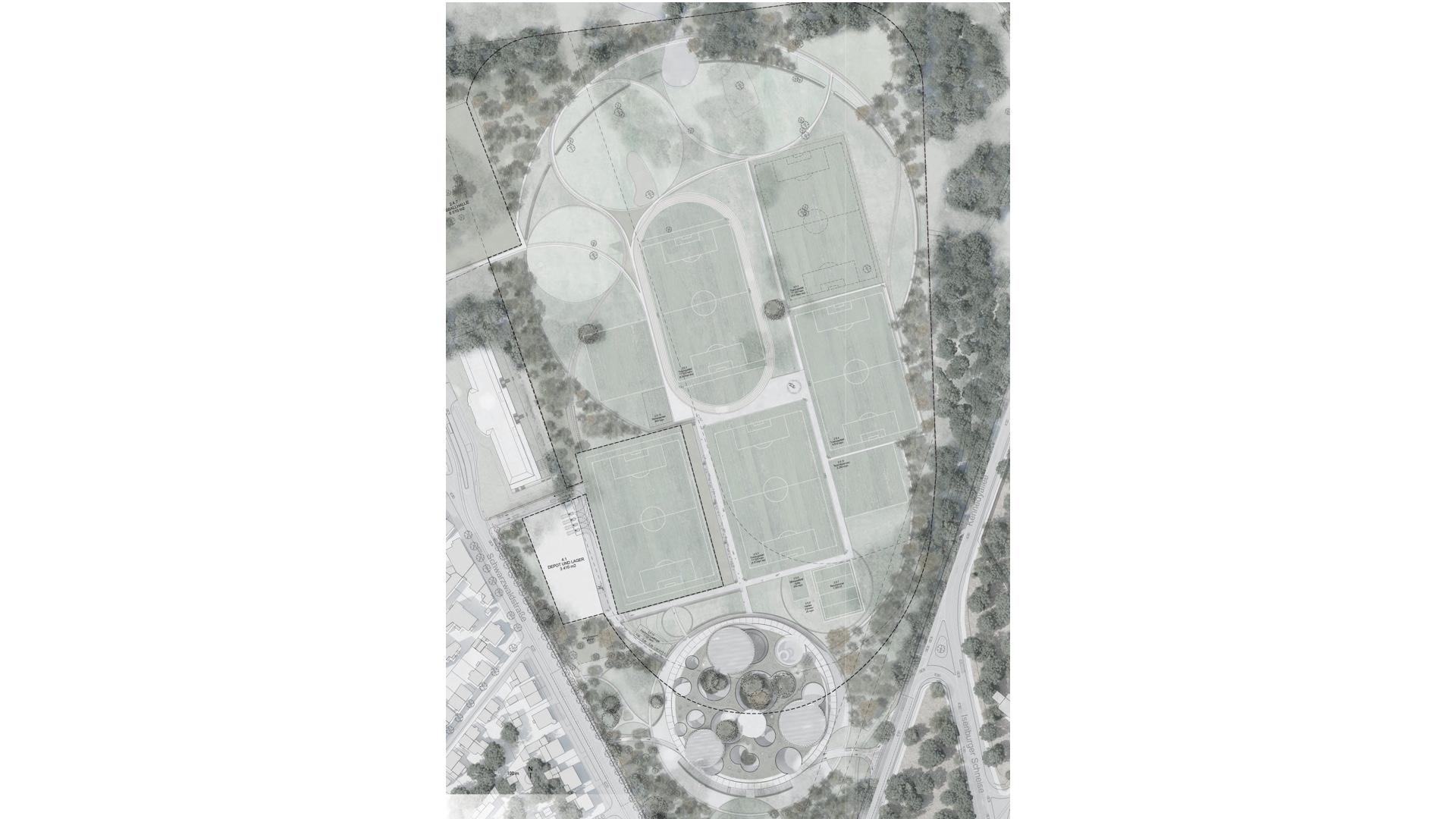 Djao-Rakitine Deutscher Fussball-Bund Academy, Frankfurt